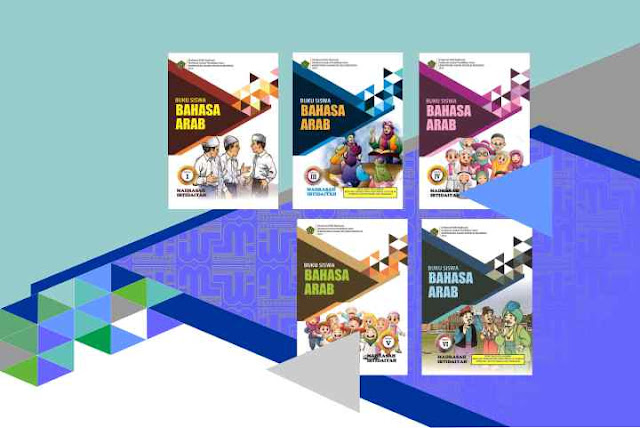 Buku Bahasa Arab MI