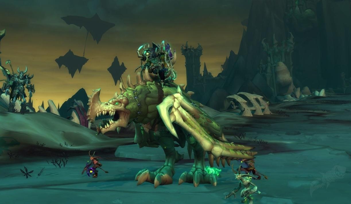 Predatory Plague Roc