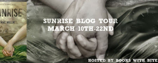Trilogy Giveaway & Blog Tour Review of Sunrise by Mike Mullin