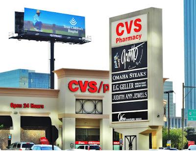 CVS - Grotto - Omaha Steaks - E.G. Geller - NOW Couture Nails