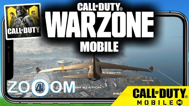 CALL OF DUTY WARZONE is COMING TO MOBILE!