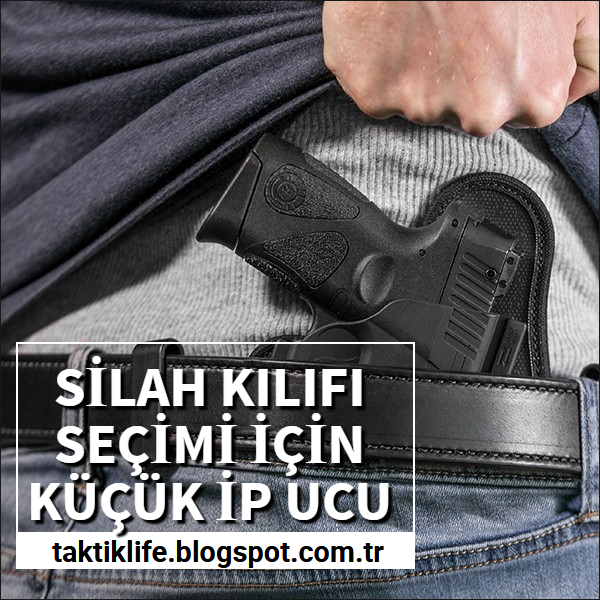 tabanca kılıfı