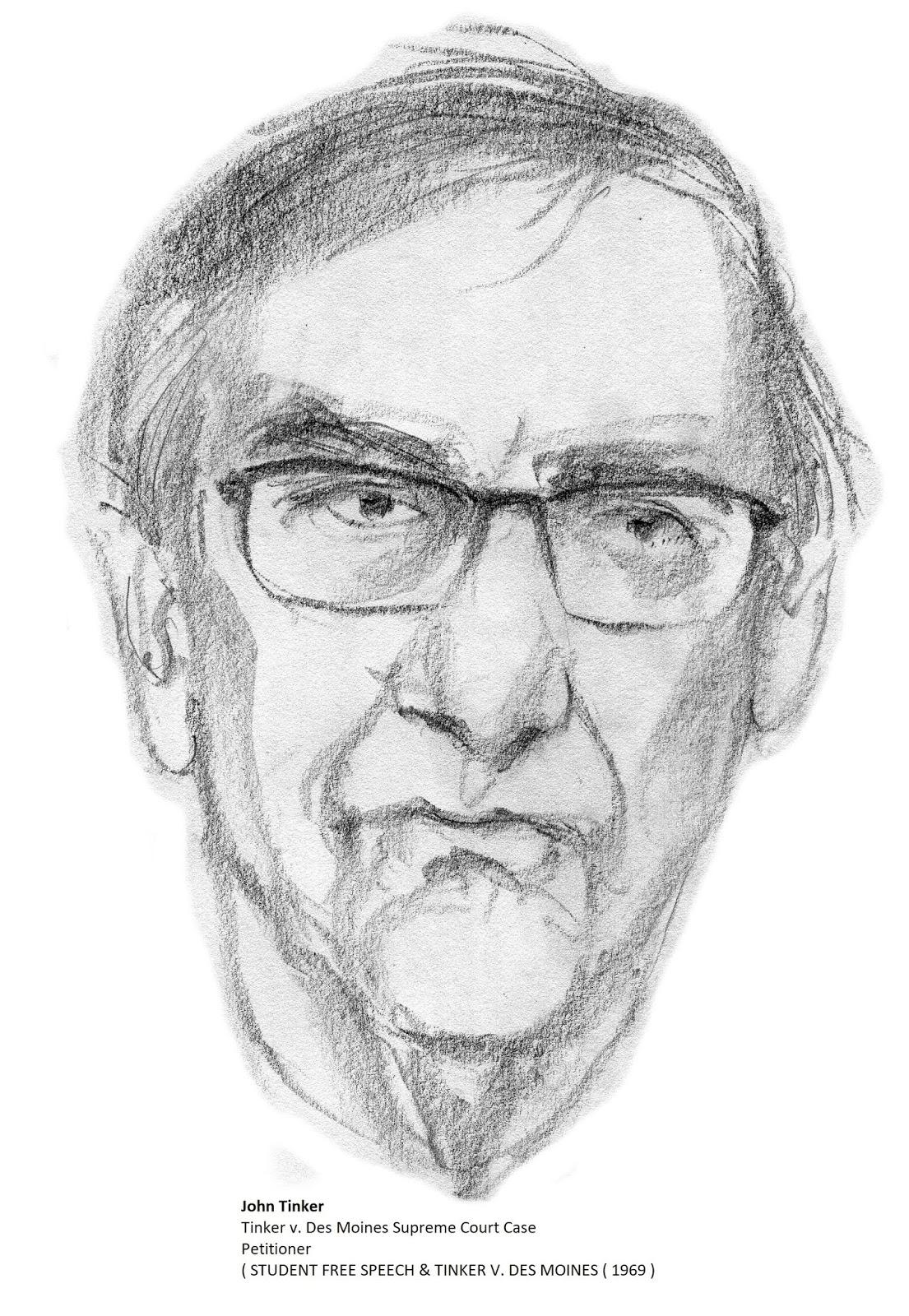 daily drawings: John Tinker