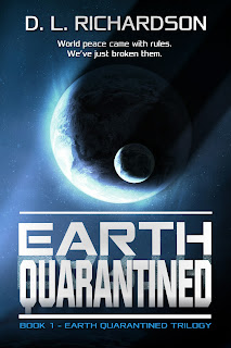 Earth Quarantined by DL Richardson