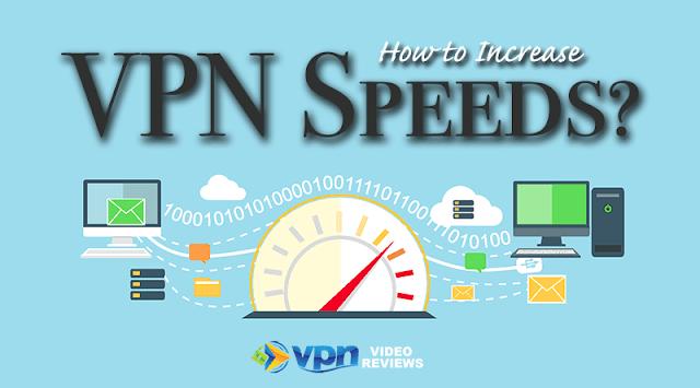 إليك كيفية زيادة سرعة اتصال VPN الخاص بك