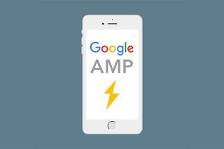Cara membuat Template Blogger/Blogspot menjadi AMP (Accelerated Pages Ponsel) Bagian 1