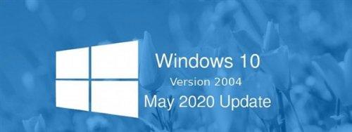 Tải về Windows 10 Version 2004 Build 19041.208 - Tháng 05/2020