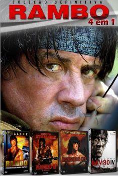 Rambo Quadrilogia Torrent – BluRay 720p Dual Áudio