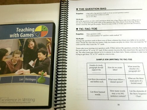 Teaching with games ideas and resources