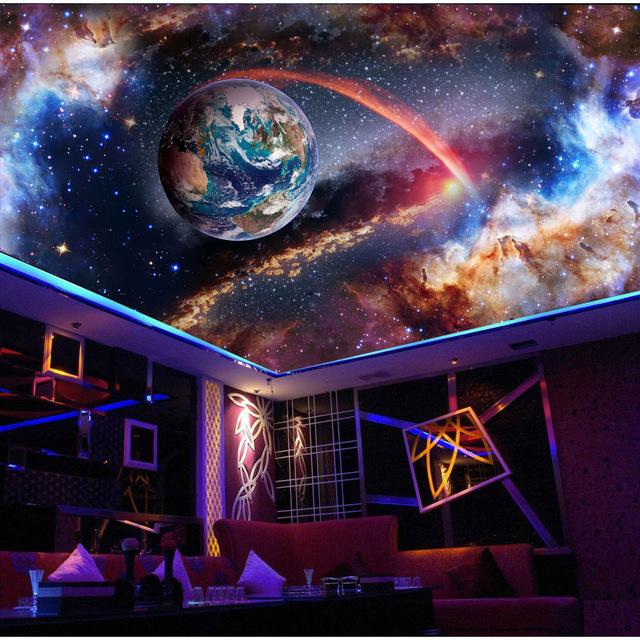 Space false ceiling design ideas