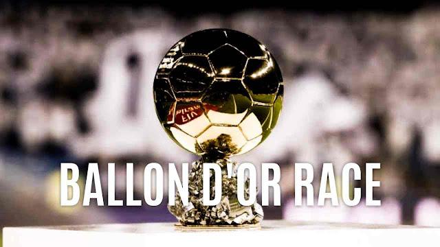 Fifa Ballon d'Or Ranling 2020