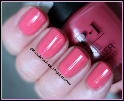 OPI: ElePhantastic Pink