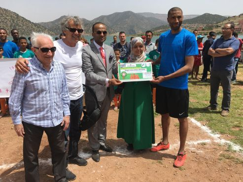 اللاعب عبد السلام وادو