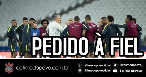 Tite Arena Corinthians