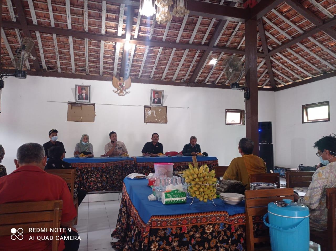 Komisi A Monitoring DD dan BANKEU di Banjarejo 01