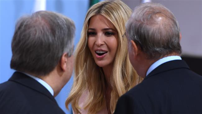 US President Donald Trump defends giving seat to Ivanka at G20, attacks Chelsea Clinton