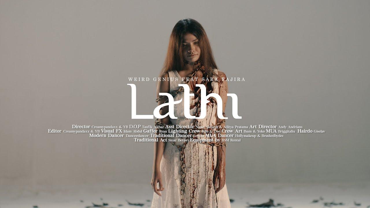 Lirik Lagu Lathi - Weird Genius ft Sara Fajira