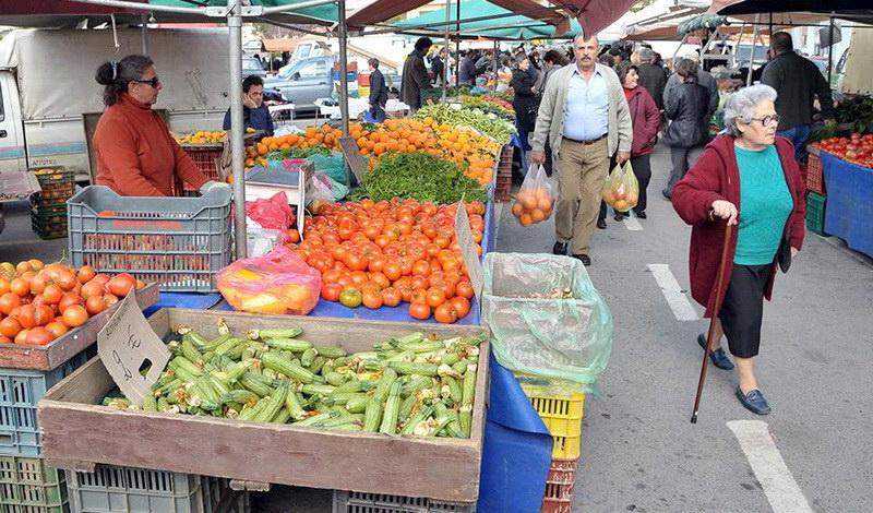 Αναστολή λειτουργίας των λαϊκών αγορών Αλεξανδρούπολης και Φερών