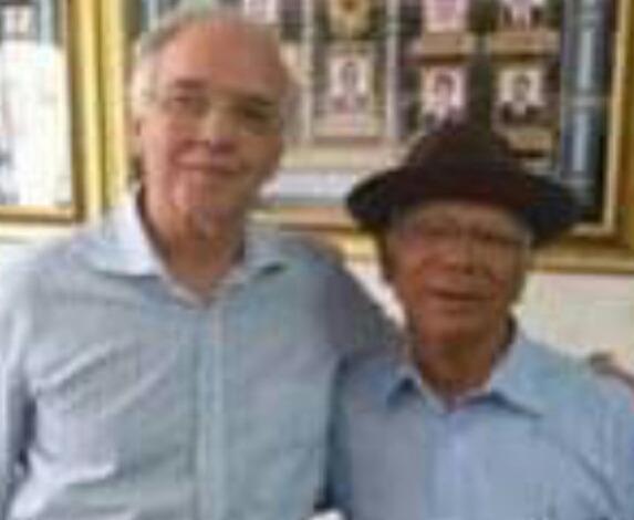 Ex-vereador de Solânea morre de covid-19 em Casserengue