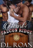 The Heart of Falcon Ridge (D.L. Roan)