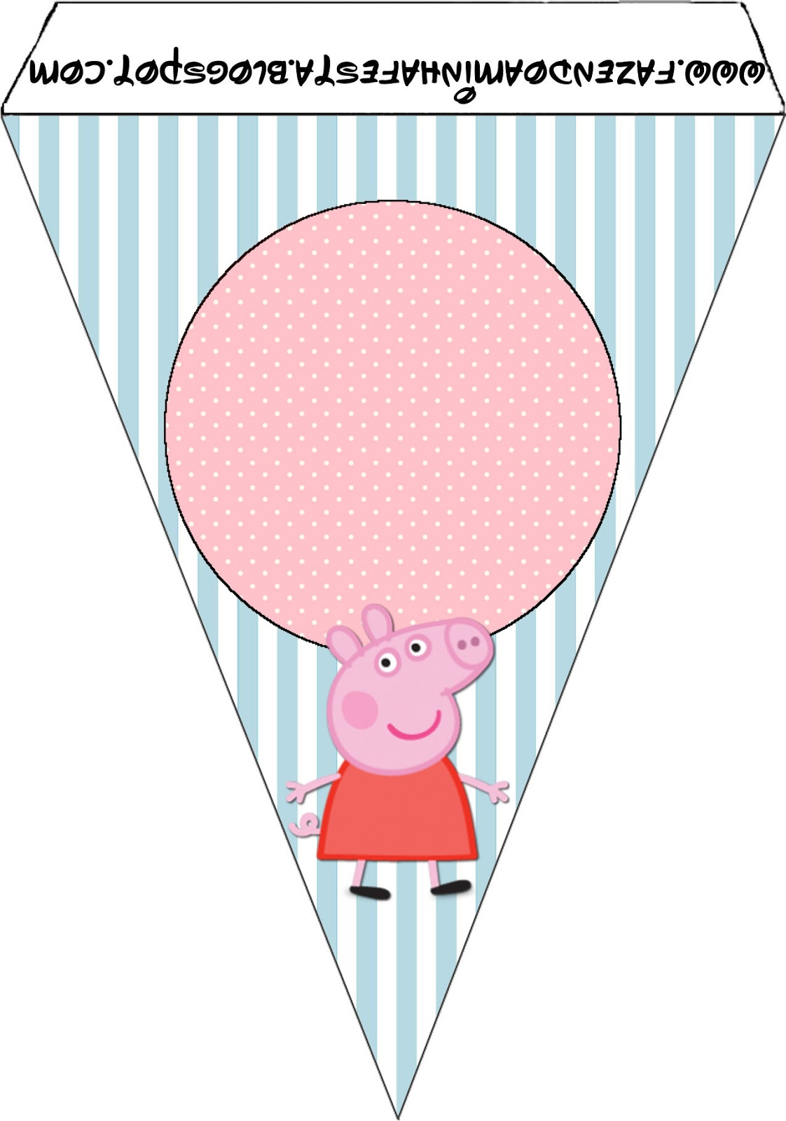 image regarding Peppa Pig Printable known as Peppa Pig: Social gathering Totally free Printables. - Oh My Fiesta! inside english