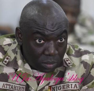 Nigeria's anti-Boko Haram Gen Attahiru Ibrahim sacked