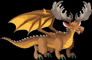 Dragón Alce (Adulto)