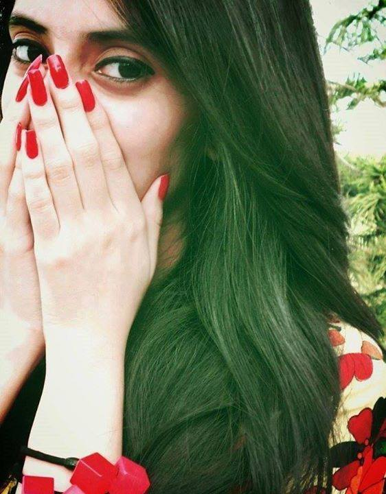 natural stylish hide face girls dp sari info