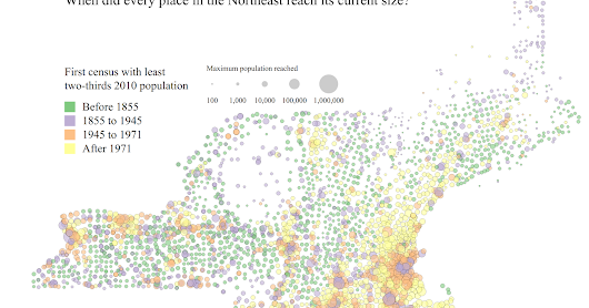 Population Density 2: Old and New New England