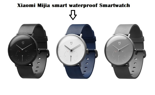 Xiaomi Mijia smart waterproof Smartwatch Features