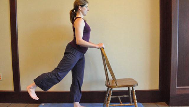 تقوية الساقين والقدمين