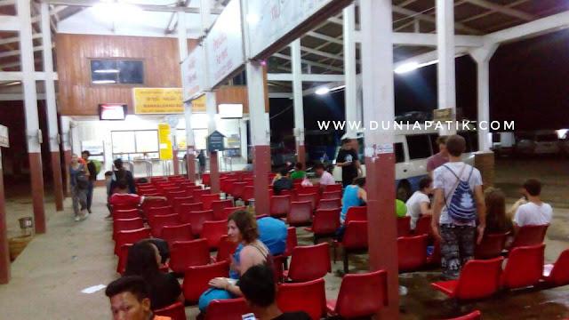 Stesen bas Luang Prabang