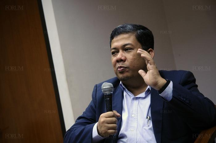 Fahri Hamzah: KPK Tangkap Sana Sini Tanpa Koordinasi, Presidennya Bengong