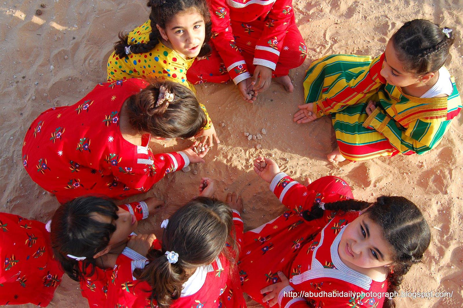 Grandies Traditional Arabic Games