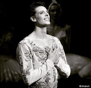 Una nuova stella per l 'Opéra di Parigi