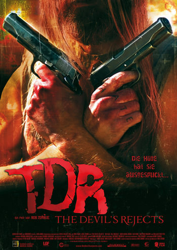 The Devil's Rejects 2005 Dual Audio