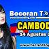 Bocoran Togel Cambodia 14 Agustus 2020