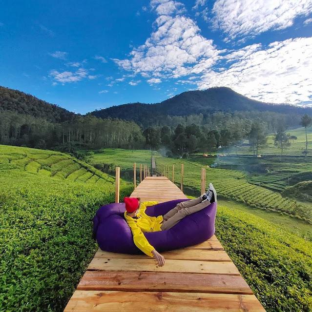 Wisata Nuansa Riung Gunung Pangalengan