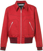 Garbadine Zipped Jacket