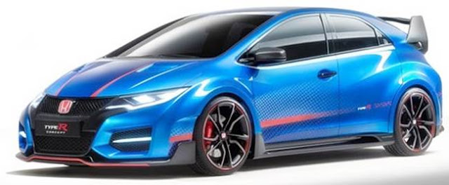 2017 Honda Civic Type R Coupe Price Rumors