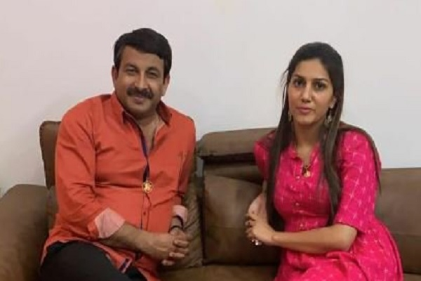 Sapna-Chaudhary-joins-BJP