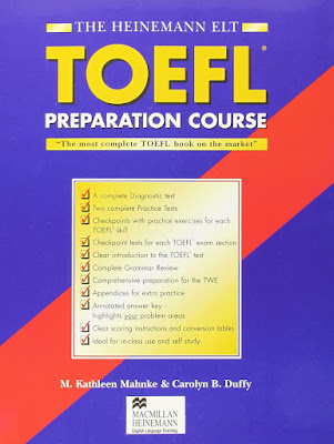 The Heinemann: TOEFL Preparation Course