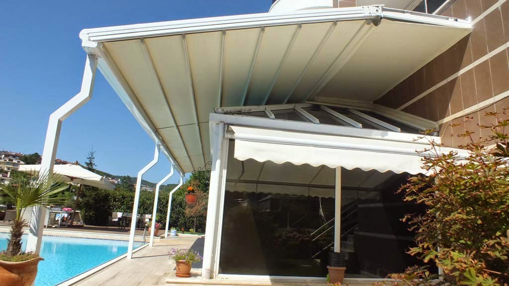 Pergola Awning Systems
