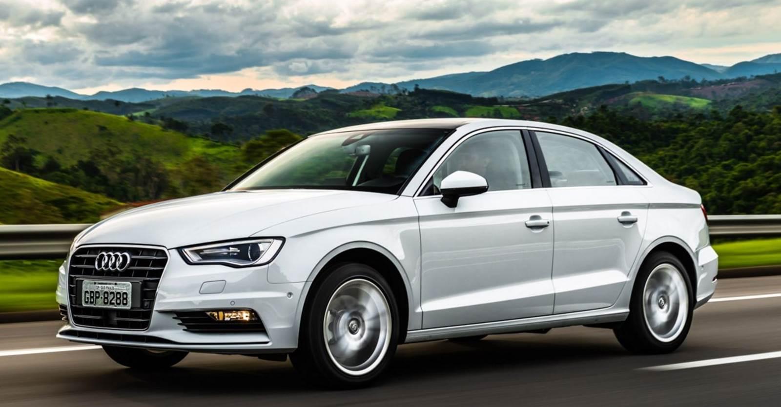Signo Câncer - Audi A3 2.0 Ambition