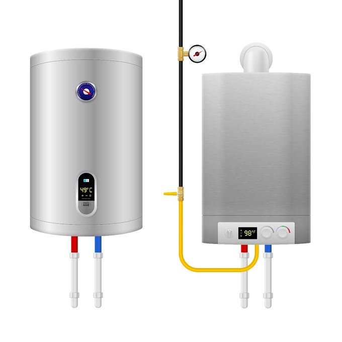 How Does A Hot Water Heater Work?