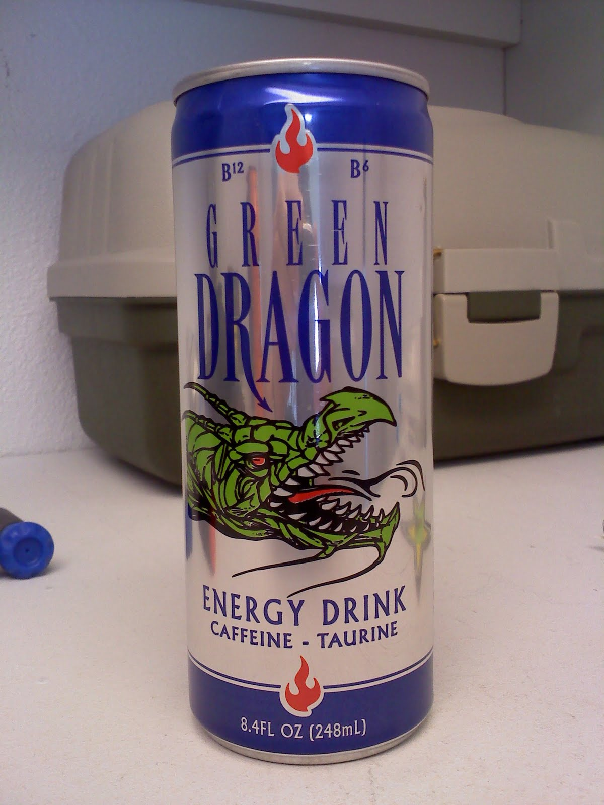 caffeine review for green dragon