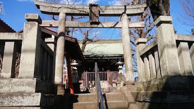 八王子 永福神社