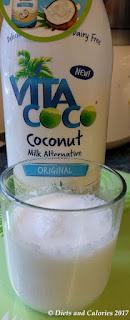 Vita Coco coconut milk dairy free