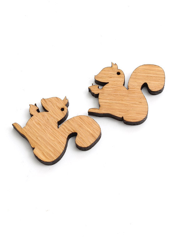 Custom Airplane Wine Charm Laser Cut Sustainable Wood and Eco Friendly