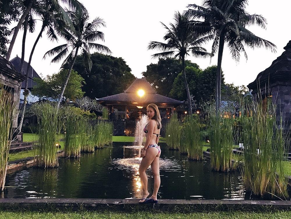 Crystal Phuong- What to do in Yogyakarta-  Hyatt Regency Yogyakarta 2